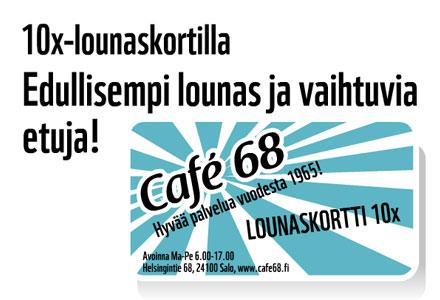 cafe68-lounaskortilla-edullisempi-lounas
