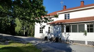 Päärakennus Villa Topuli Juhlatila Juhlapaikka Pitopalvelu Salo