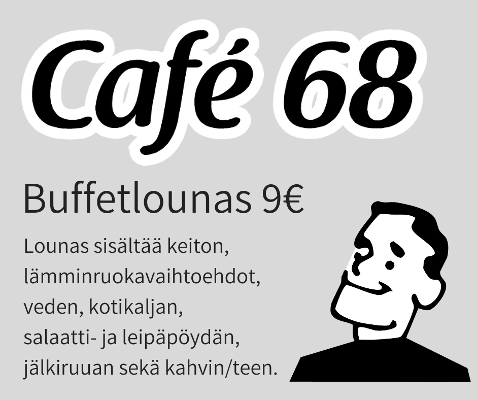 Buffetlounas 9€