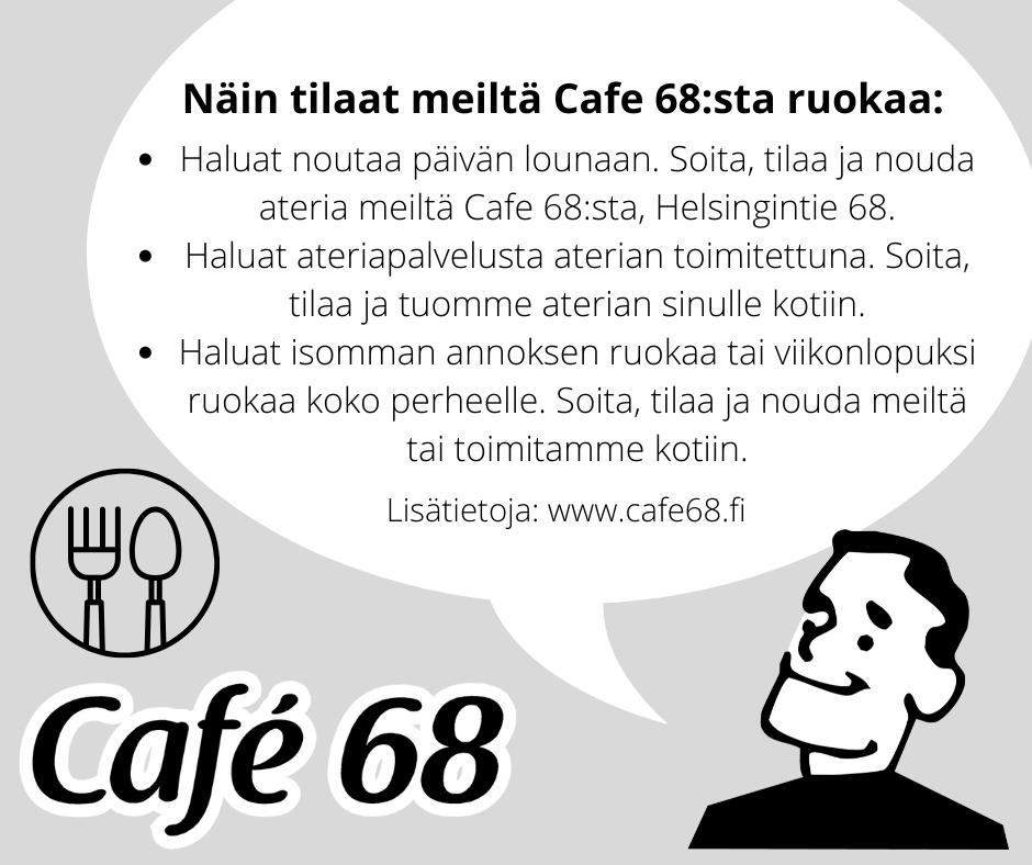 Cafe 68 Salo