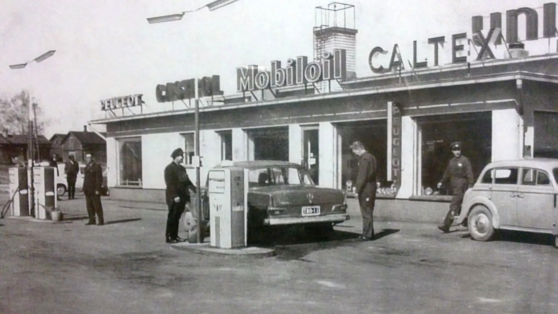 Cafe 68 historia